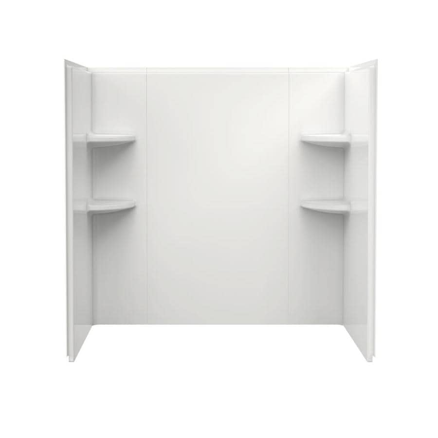 Shop Jacuzzi PRIMO Bathtub Wall Kit 60x32 at Lowes.com