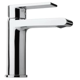 Jacuzzi Malcolm Brushed Nickel 1 Handle 4 In Centerset Watersense Bathroom Sink Faucet With Drain And Deck Plate In The Bathroom Sink Faucets Department At Lowes Com