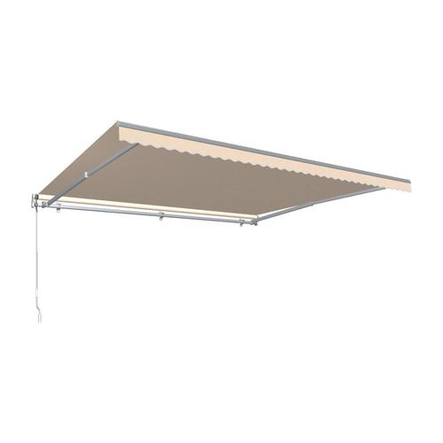 Awntech Maui 168-in Wide x 120-in Projection Striped ...