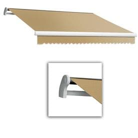 Attirant Beauty Mark 144 In Wide X 120 In Projection Solid Vertical Patio Retractable