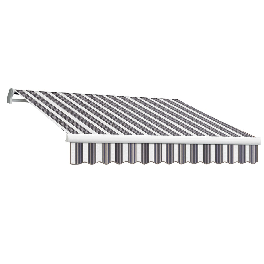 Beauty Mark Victoria 16 Ft Motorized Retractable Luxury Cassette Awning 10 Ft Projectio The Home Depot Canada
