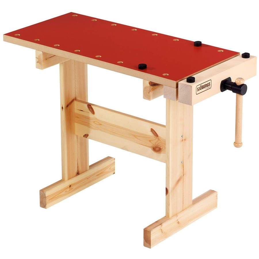 Sjobergs 14.343-in W x 20.875-in H Wood Work Bench