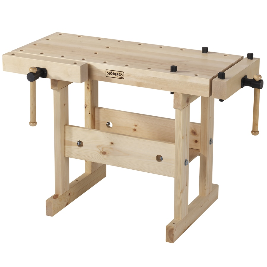 Shop Sjobergs W X H Adjustable Wood Work Bench At