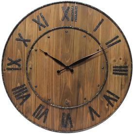 Clocks at Lowes com