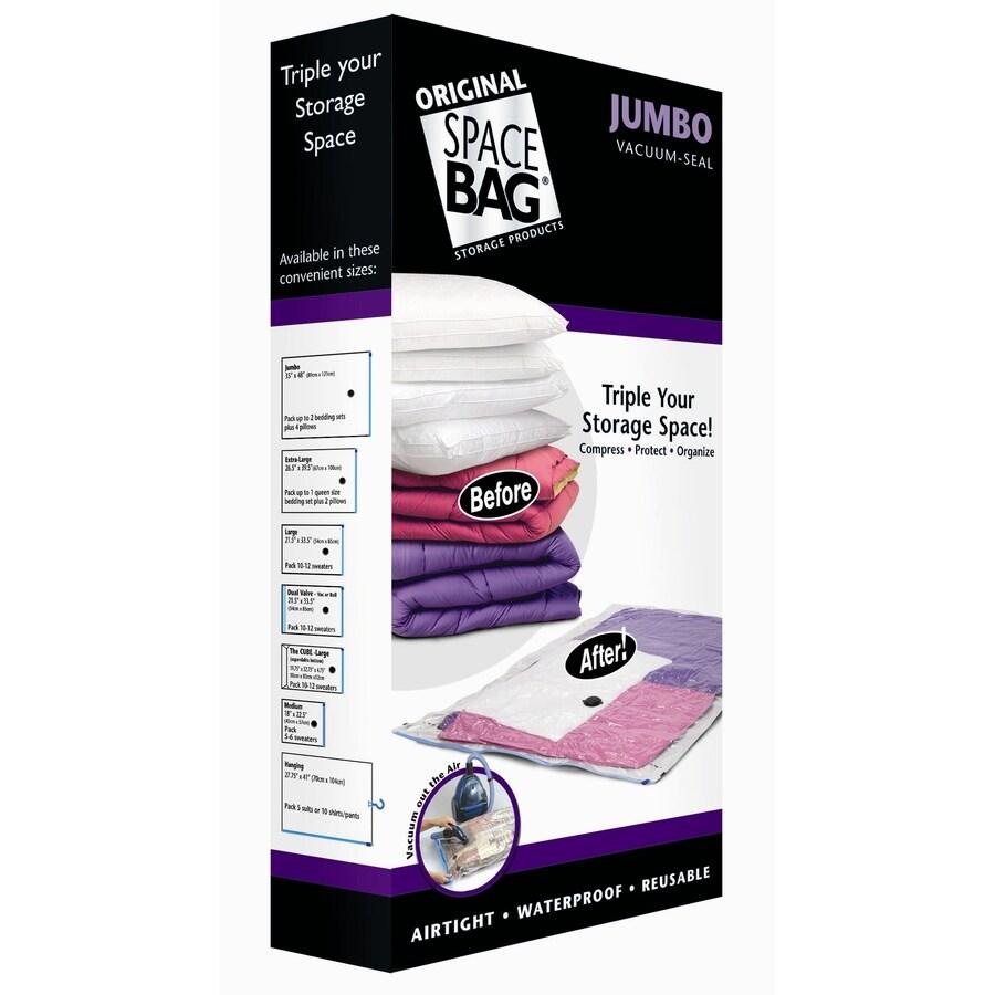 Space Bag Plastic Storage Bags