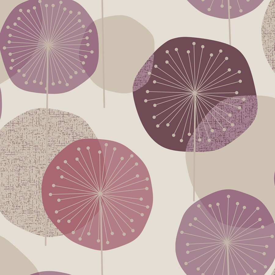 Brewster Wallcovering Wall Vision Grey Non-Woven Geometric Wallpaper