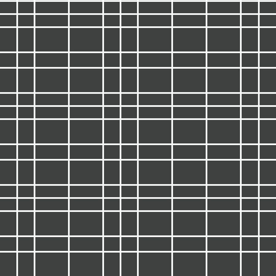 Brewster Wallcovering Wall Vision Grey Non-Woven Textured Brick 3-D Wallpaper