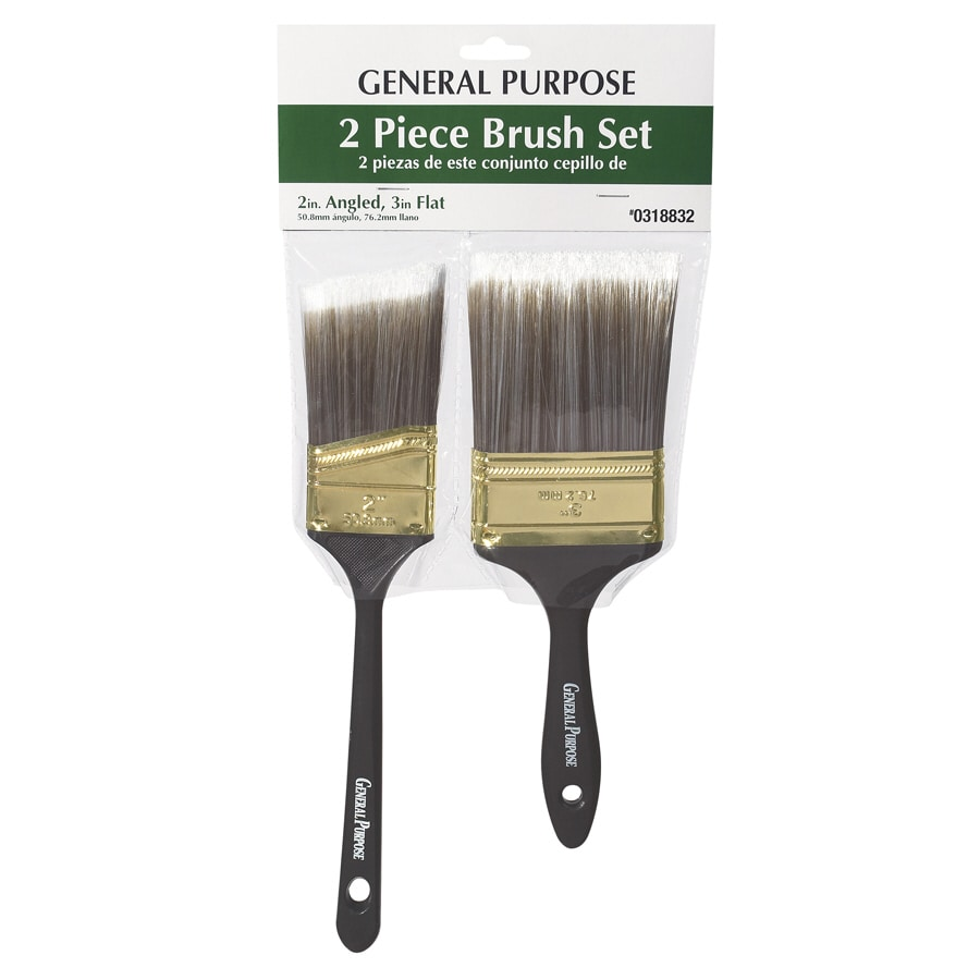 Whizz 2 Pack Paint Brush