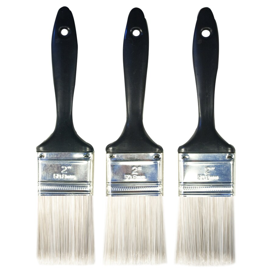 Project Source 3 Pack Paint Brush