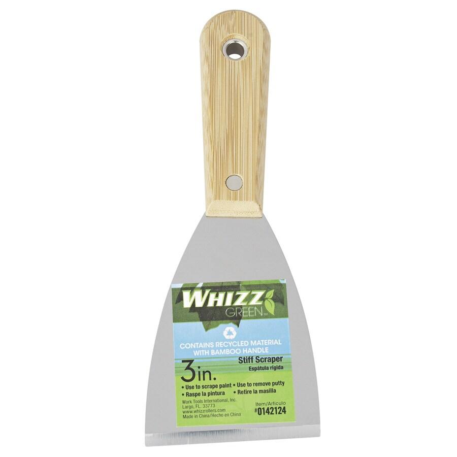 WHIZZ 3-in Stiff Putty Knife