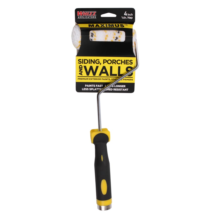 WHIZZ MAXIMUS 4-in Paint Roller