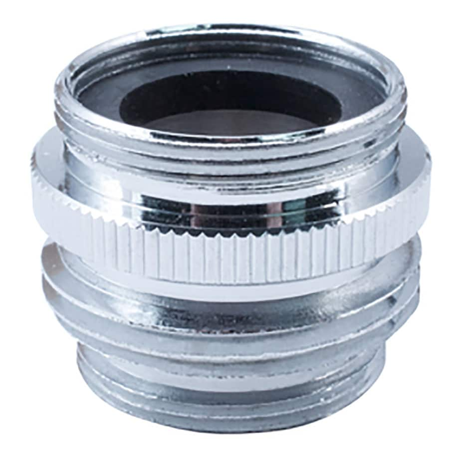Niagara Conservation 15/16-in x 27 or 55/64-in x 27 Chrome Standard Adapter
