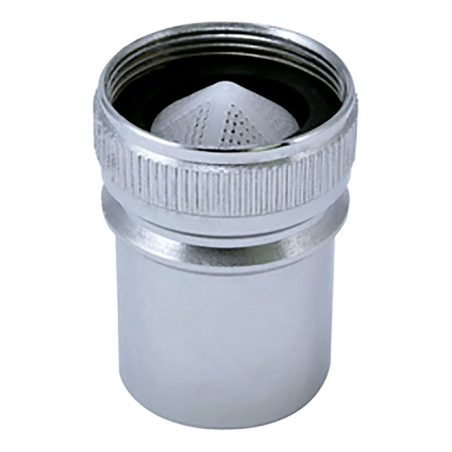Niagara Conservation 55/64-in x 27 Large Snap Coupling Chrome Dishwasher Aerator Adapter