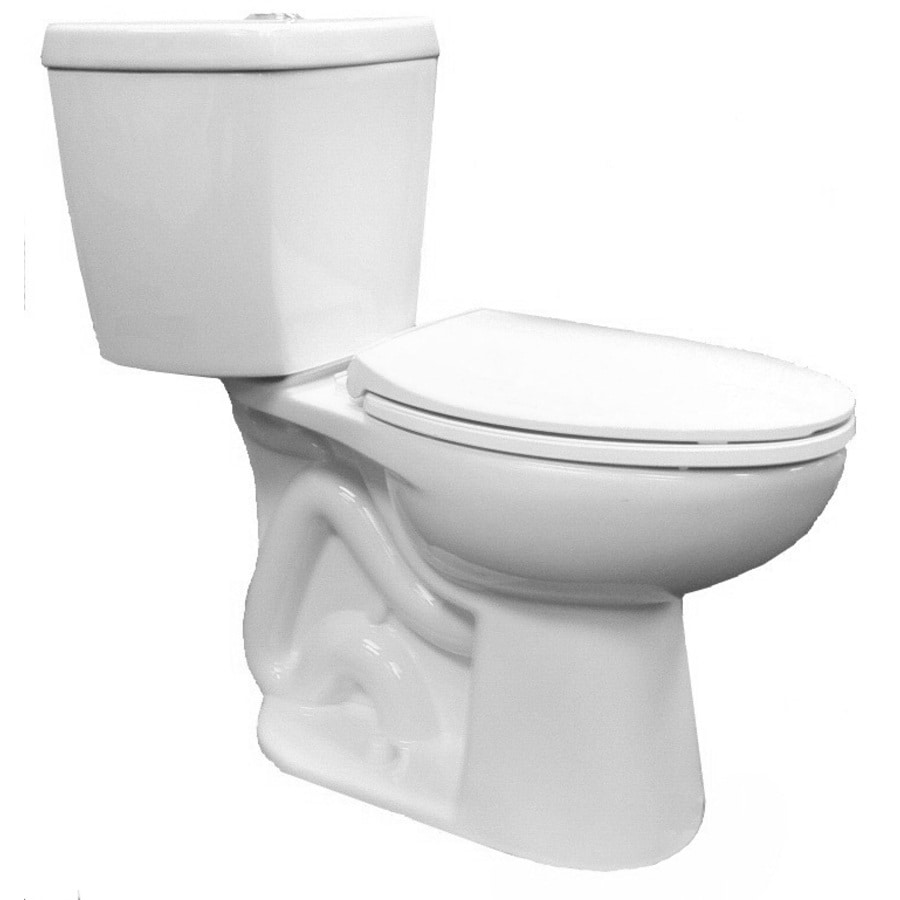 Niagara Conservation Stealth 0.8-GPF (3.03-LPF) White WaterSense Chair Height 2-Piece Toilet