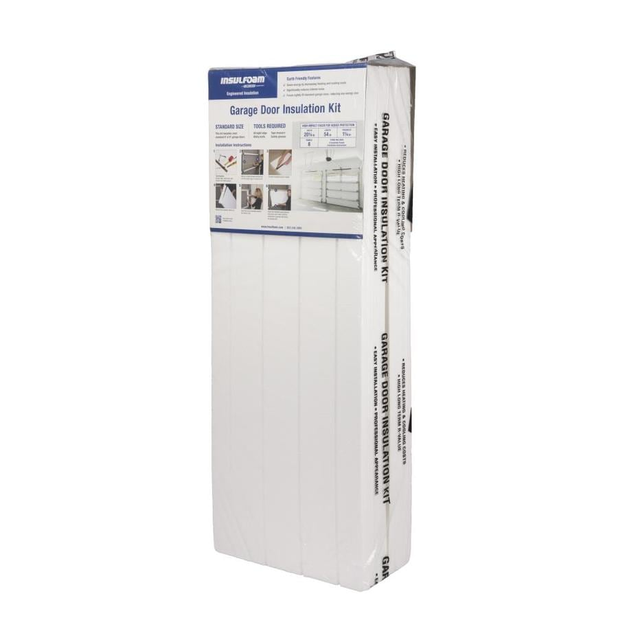 Insulfoam R4.8 Faced Polystyrene Foam Board Insulation (Common: 1.25-in x 1.6875-ft x 8-ft; Actual: 1.25-in x 1.6875-ft x 4.5-ft)