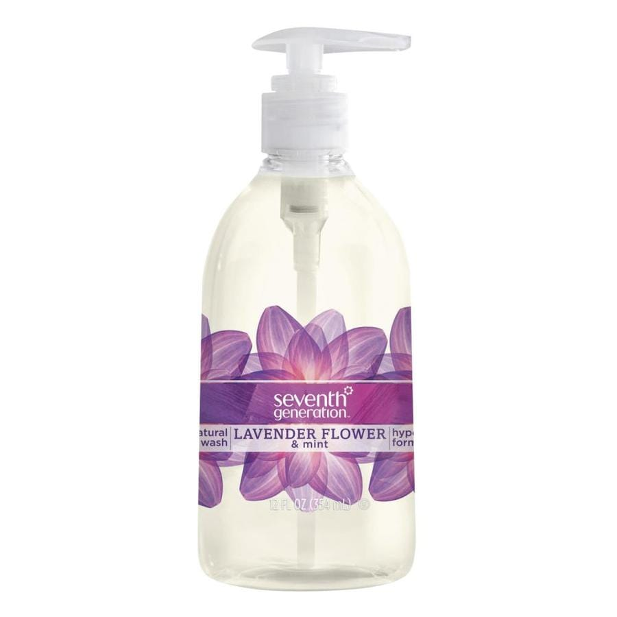 Seventh Generation 12-fl oz Lavender Flower and Mint Hand Soap