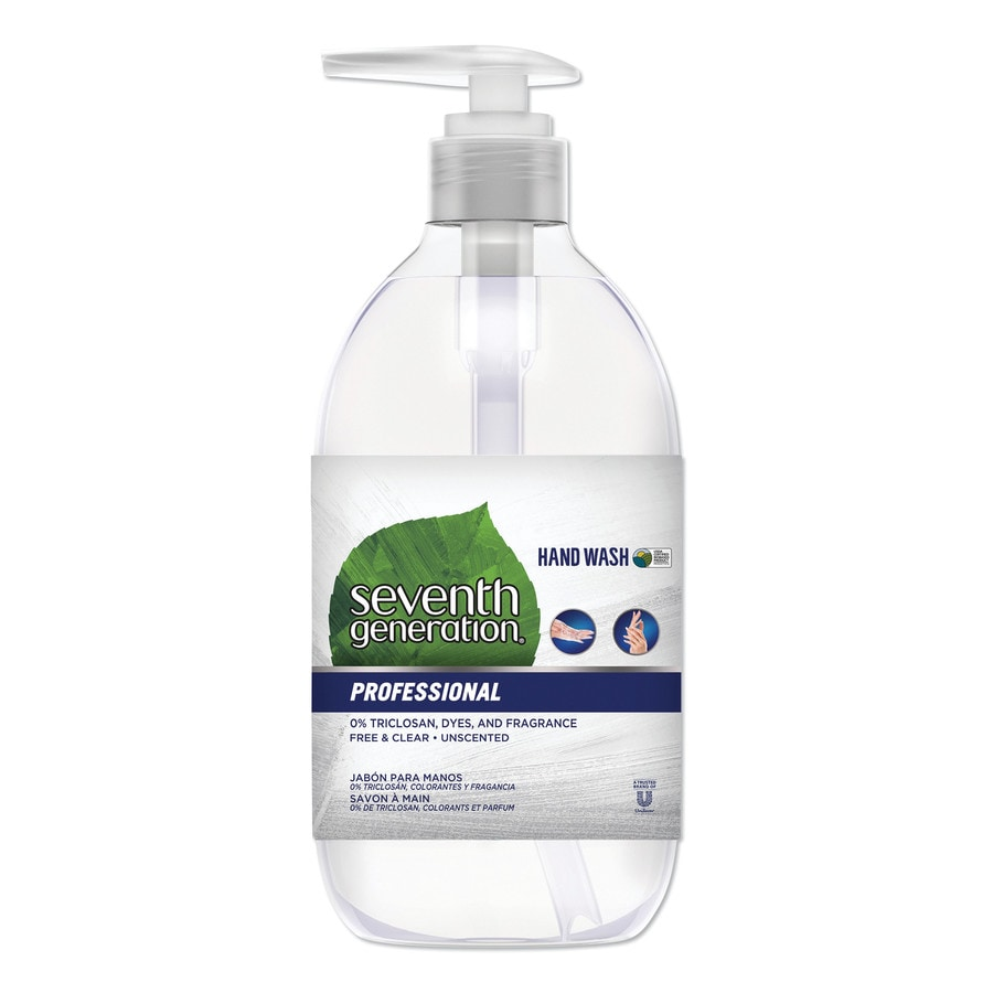 Seventh Generation 12-fl oz Unscented Hand Soap