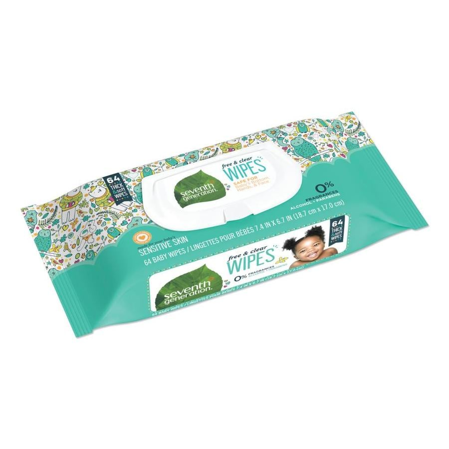 Seventh Generation Microfiber Cloth