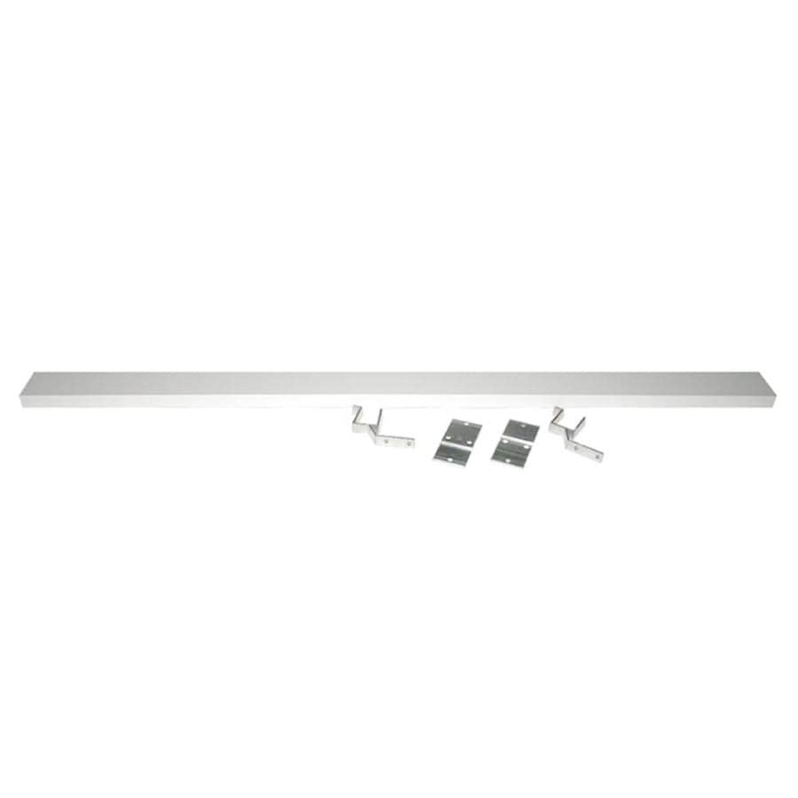 """JELD-WEN 25"""" White Mull Bar with T-Clip"""