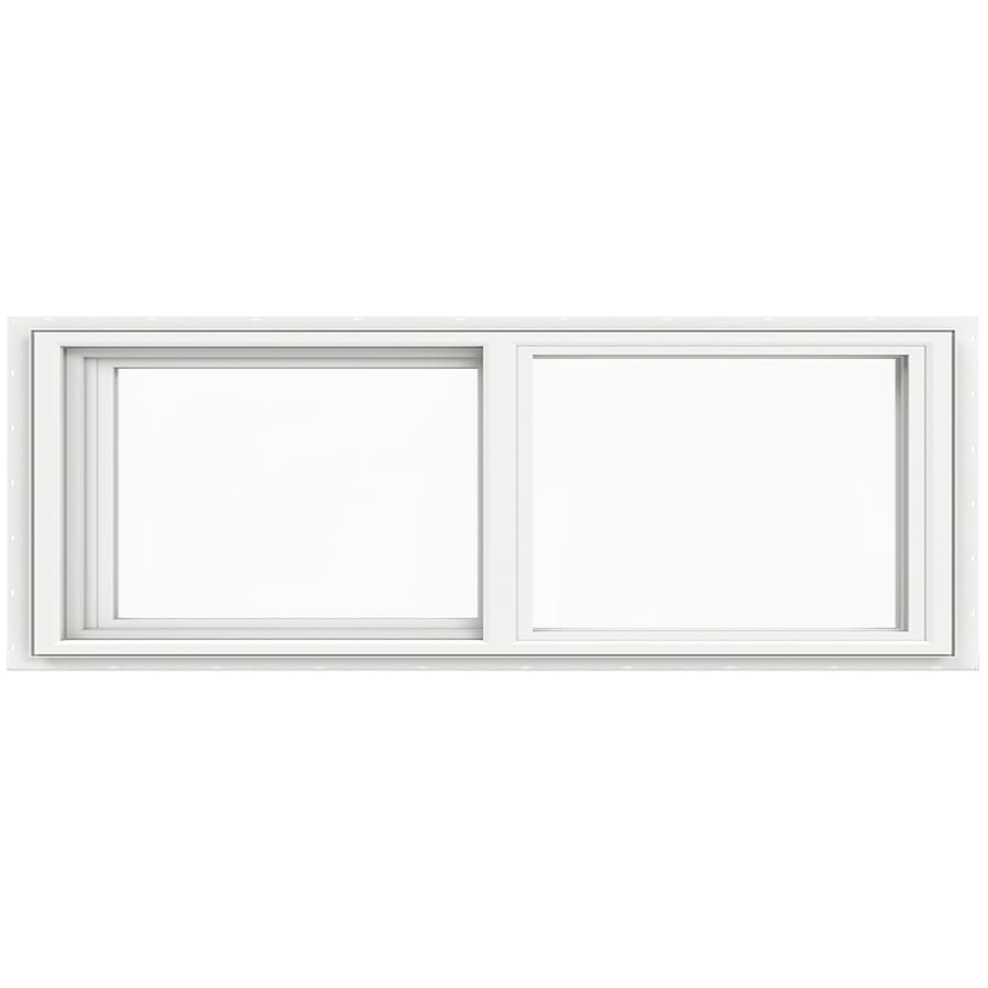 shop jeld wen v4500 left operable vinyl double pane double