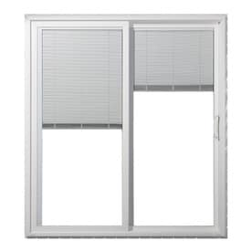 Blinds For French Doors Lowes shop patio doors at lowes