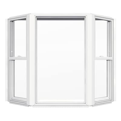 Jeld Wen V2500 Single Hung Vinyl Double Pane Strength