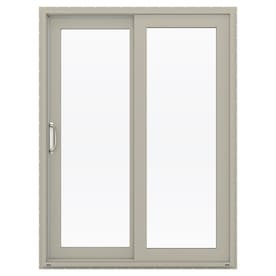 Shop patio doors at lowes jeld wen v 4500 595 in x 795 in left hand planetlyrics Gallery