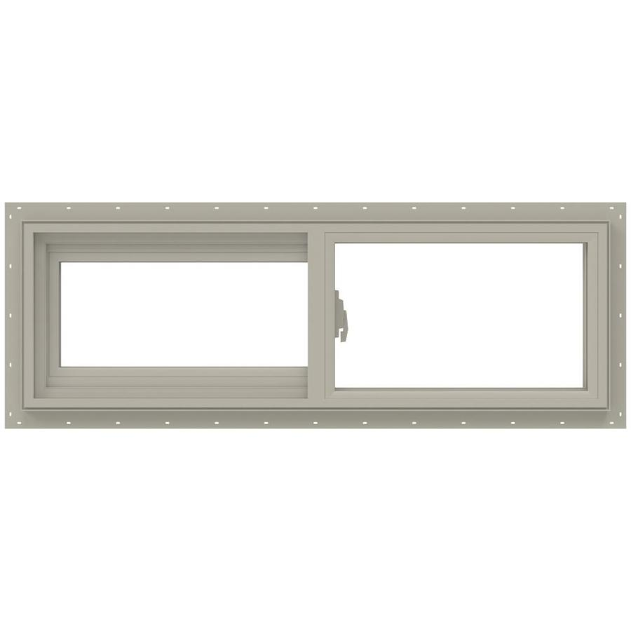 shop jeld wen v 2500 left operable vinyl double pane