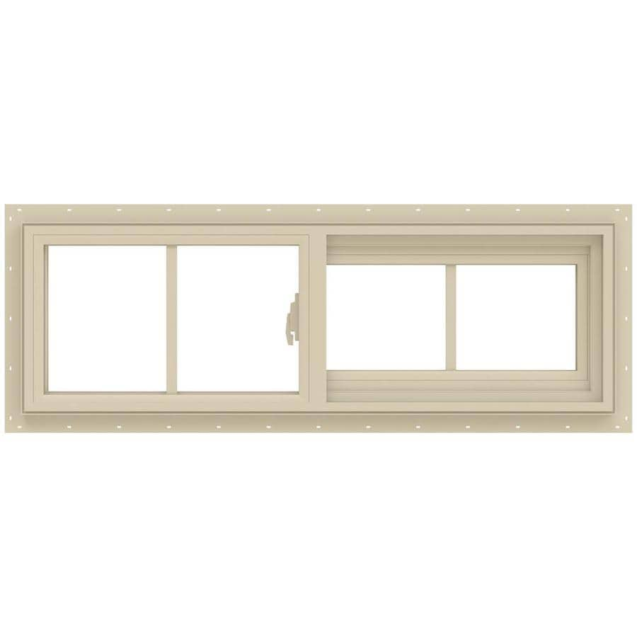 shop jeld wen v 2500 right operable vinyl double pane
