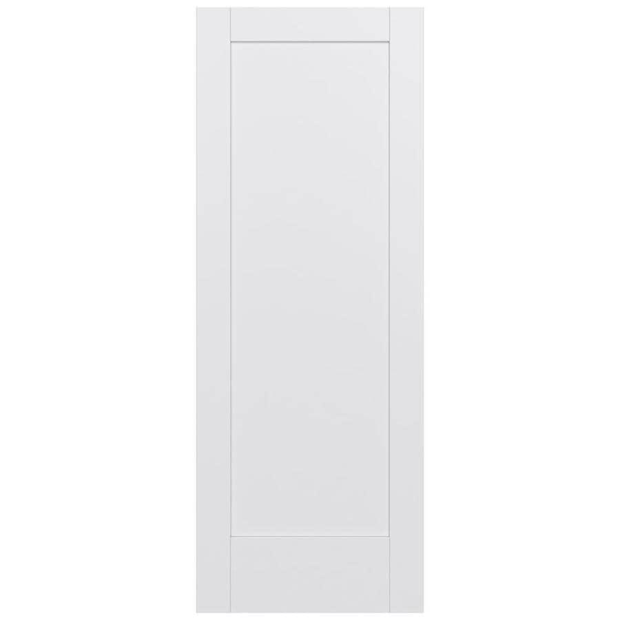 JELD-WEN MODA Primed Slab Interior Door (Common: 30-in x 80-in; Actual: 30-in x 80-in)
