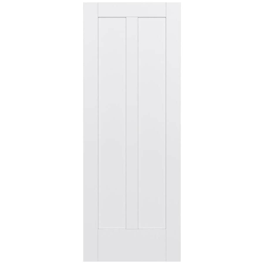 JELD-WEN MODA Primed Slab Interior Door (Common: 24-in x 80-in; Actual: 24-in x 80-in)
