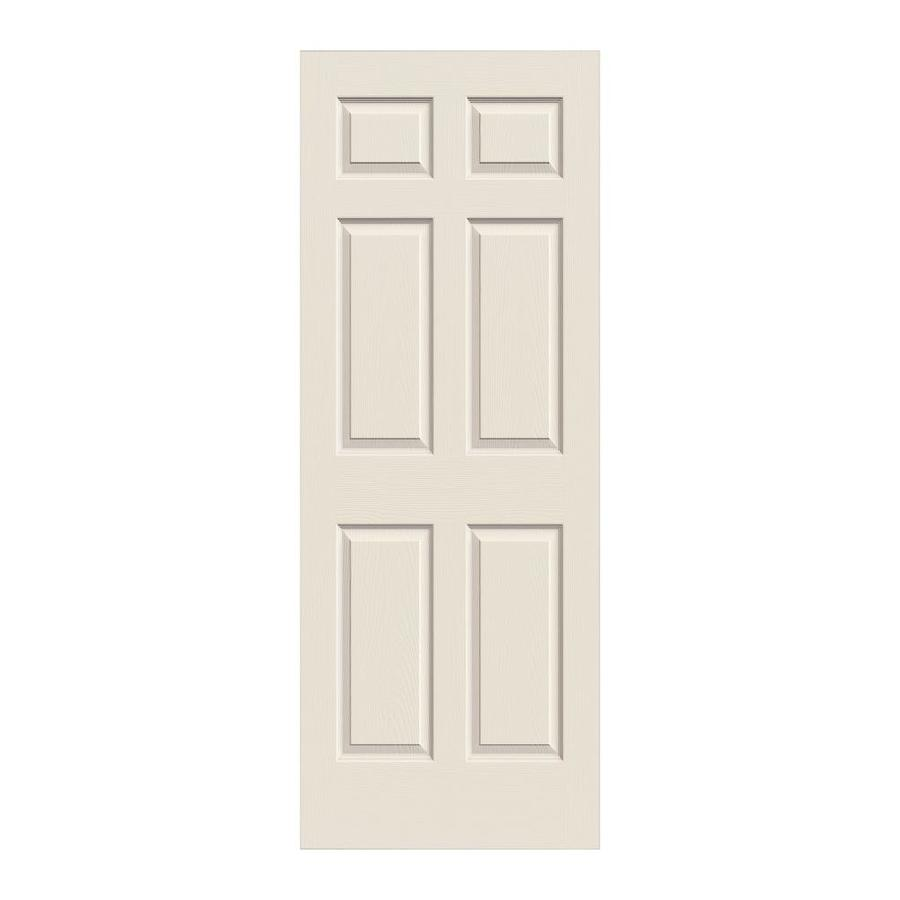 ReliaBilt Solid Core Molded Composite Slab Interior Door (Common: 28-in x 80-in; Actual: 28-in x 80-in)