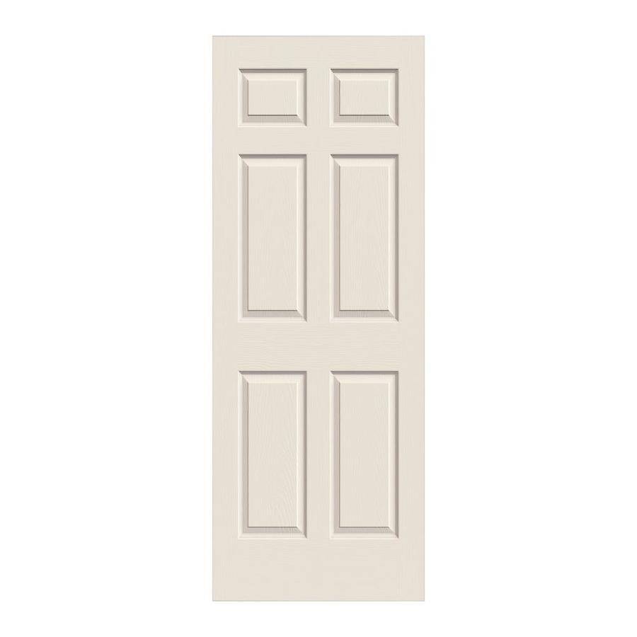 ReliaBilt Colonist Slab Interior Door (Common: 30-in x 80-in; Actual: 30-in x 80-in)