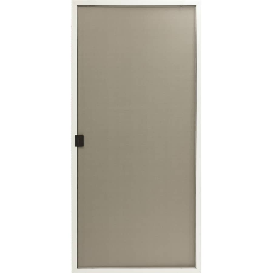 Shop jeld wen aluminum sliding french screen door common for 60 x 80 exterior french doors
