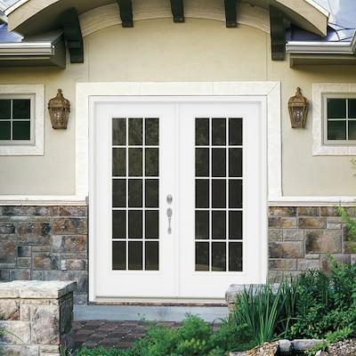 Steel Exterior Doors At Lowes Com