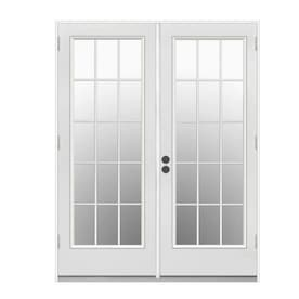 Therma Tru Benchmark Doors 32 In X 80 In Fiberglass Left Hand Outswing Ready To Paint Unfinished Prehung Single Front Door In The Front Doors Department At Lowes Com Wood exterior panel and frame construction also available. therma tru benchmark doors 32 in x 80
