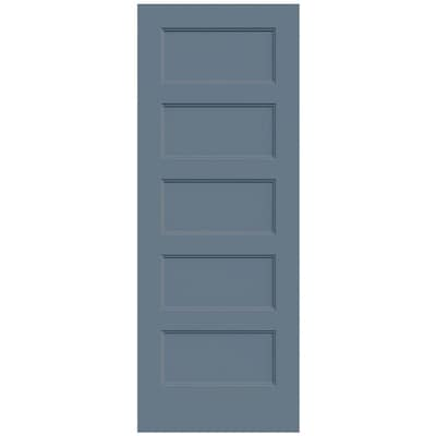 Jeld Wen Conmore Colony 5 Panel Equal Hollow Core Molded