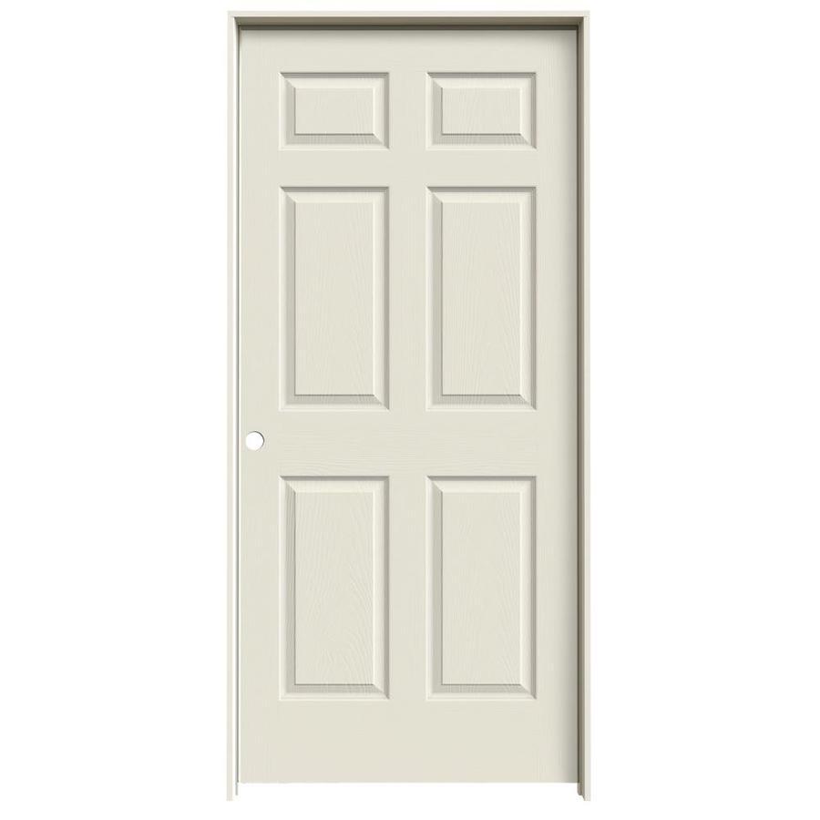 JELD-WEN Colonist Single Prehung Interior Door (Common: 36-in x 80-in; Actual: 37.5620-in x 81.6880-in)