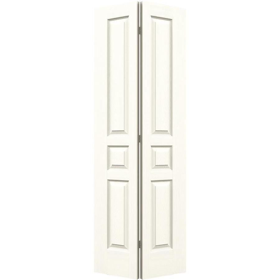 Shop jeld wen avalon moonglow hollow core molded composite for Door 31 5 x 79