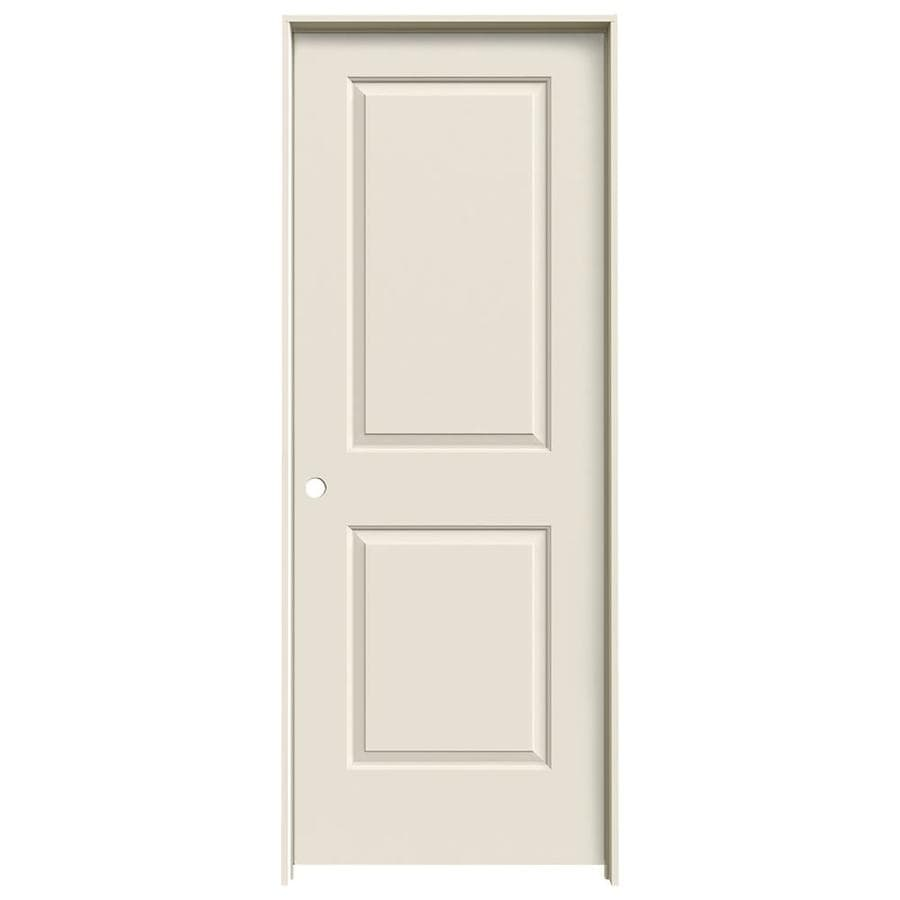 JELD-WEN Cambridge Single Prehung Interior Door (Common: 28-in x 80-in; Actual: 29.562-in x 81.688-in)