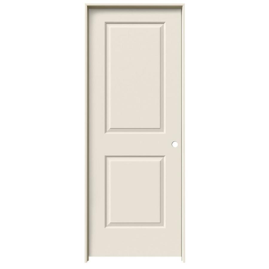 Shop Reliabilt Cambridge Single Prehung Interior Door Common 32 In X 80 In Actual