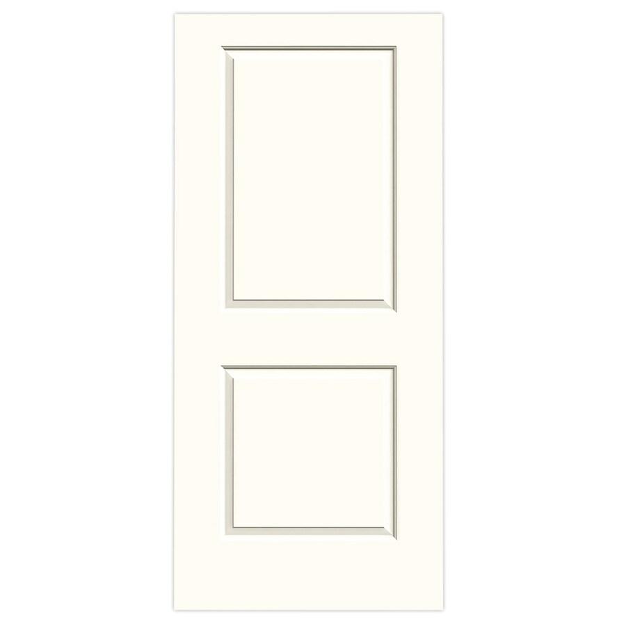 JELD-WEN Moonglow Hollow Core 2-Panel Square Slab Interior Door (Common: 36-in x 80-in; Actual: 36-in x 80-in)