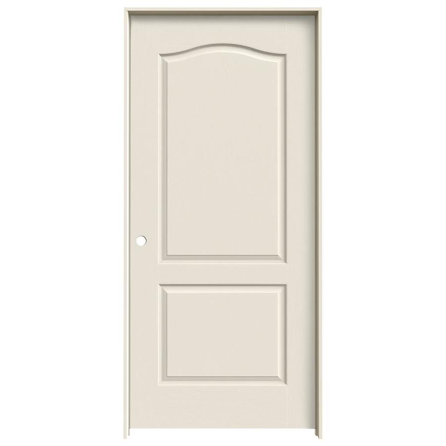 JELD-WEN Camden Single Prehung Interior Door (Common: 36-in x 80-in; Actual: 37.562-in x 81.688-in)