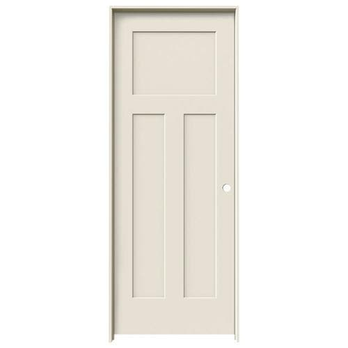 Write A Review About Jeld Wen Craftsman Primed 3 Panel