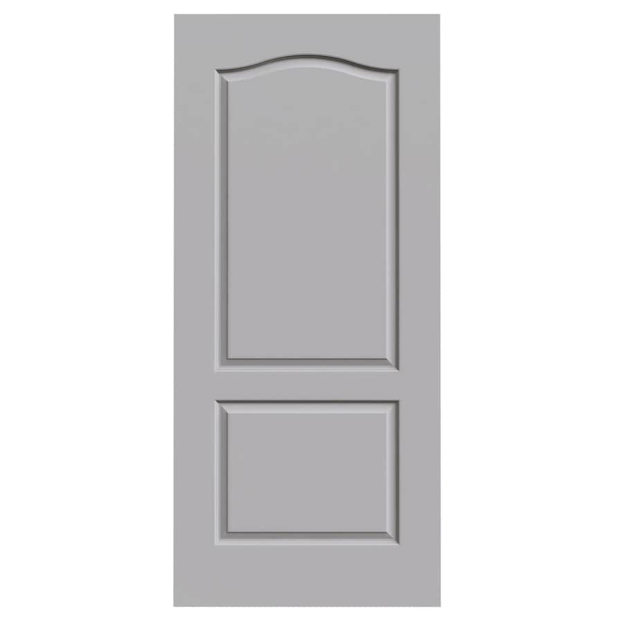 JELD-WEN Princeton Drift Hollow Core Molded Composite Slab Interior Door (Common: 36-in x 80-in; Actual: 36-in x 80-in)