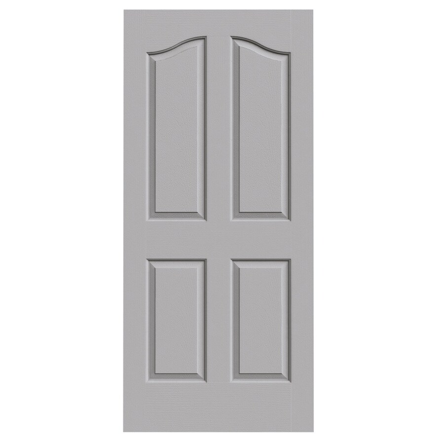 JELD-WEN Provincial Drift Hollow Core Molded Composite Slab Interior Door (Common: 36-in x 80-in; Actual: 36-in x 80-in)