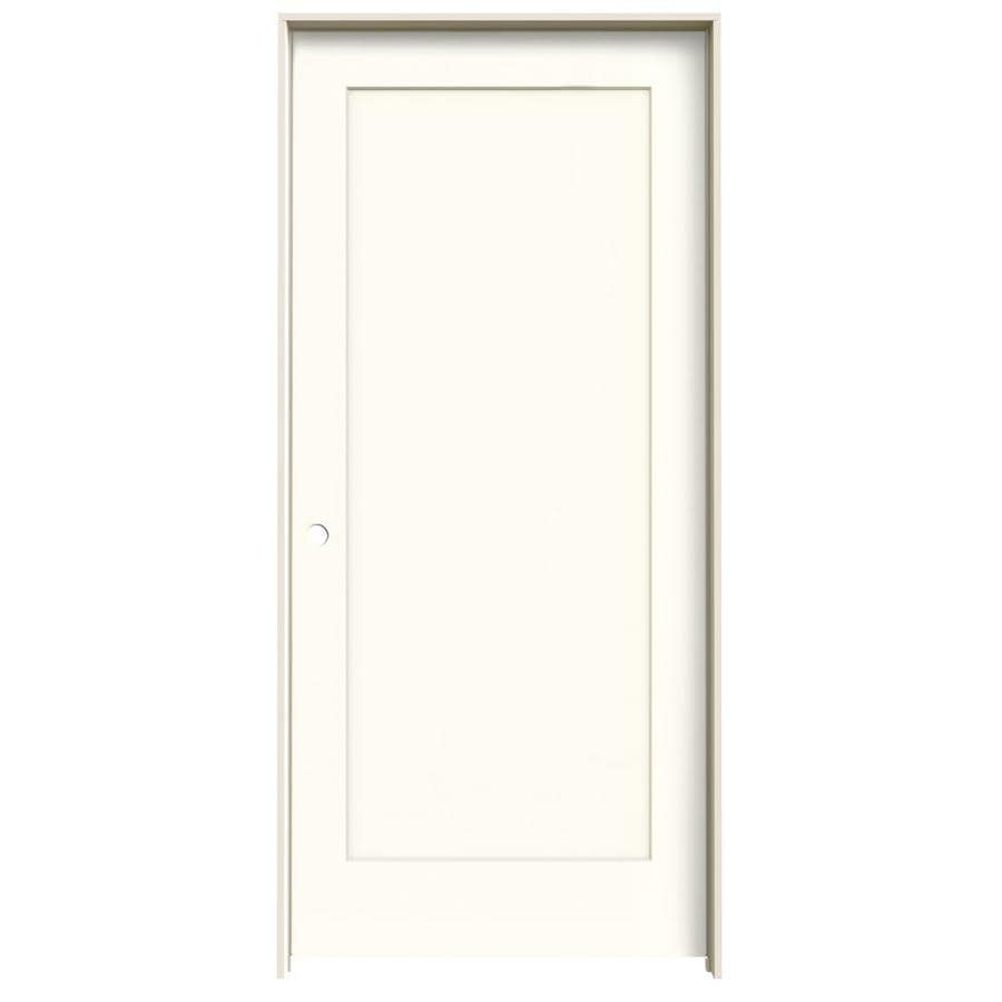 Jeld Wen Madison Moonglow 1 Panel Square Hollow Core