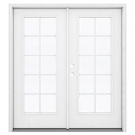 Jeld Wen Grilles Between The Gl Fibergl French Patio Door