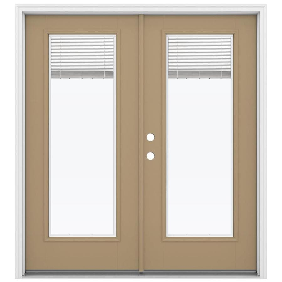 Lowe S Patio Doors : Shop reliabilt in blinds between the glass
