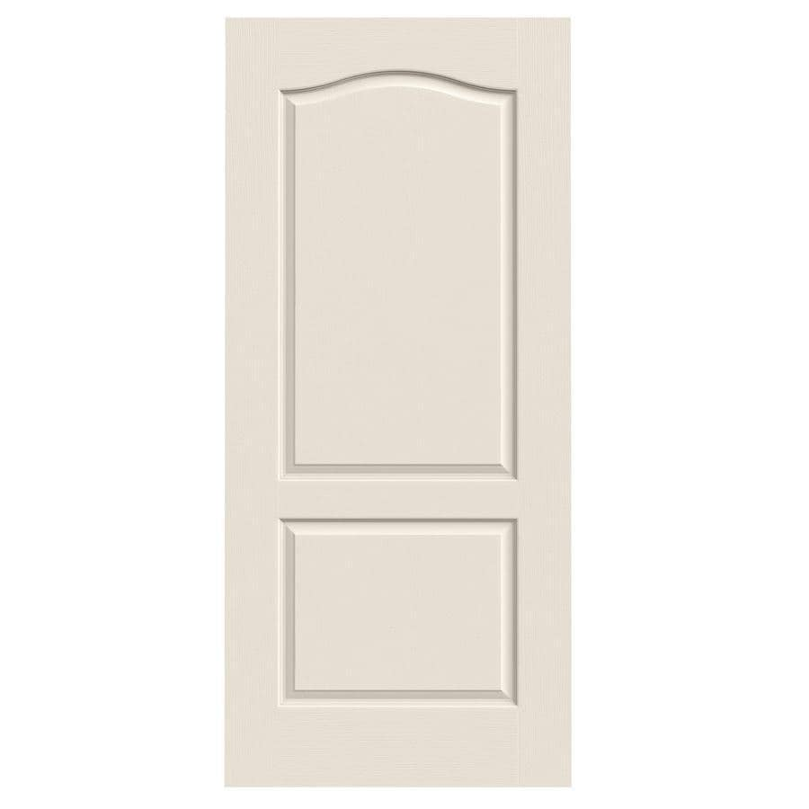 JELD-WEN Camden Slab Interior Door (Common: 36-in x 80-in; Actual: 36-in x 80-in)